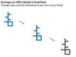 four_staged_arrow_diagram_with_text_boxes_flat_powerpoint_design_Slide02