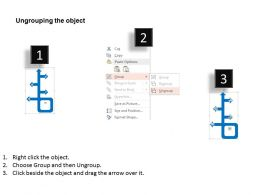 four_staged_arrow_diagram_with_text_boxes_flat_powerpoint_design_Slide03