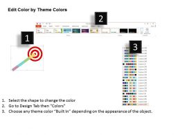four_staged_arrow_for_target_selection_flat_powerpoint_design_Slide05