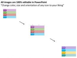 four_staged_arrows_text_boxes_data_analysis_flat_powerpoint_design_Slide02