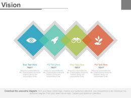 four_staged_business_agenda_for_vision_powerpoint_slides_Slide01