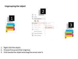 23906509 Style Circular Zig-Zag 4 Piece Powerpoint Presentation Diagram Infographic Slide