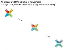 four_staged_infographics_for_business_apps_flat_powerpoint_design_Slide02