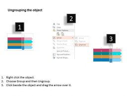15258204 Style Layered Vertical 4 Piece Powerpoint Presentation Diagram Template Slide