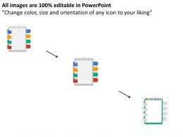 four_staged_tags_business_application_flat_powerpoint_design_Slide02