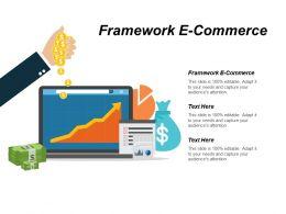 Framework E Commerce Ppt Powerpoint Presentation Model Example File Cpb