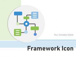 Framework Icon Analysis Strategic Business Process Enhancement Management