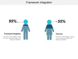 Framework Integration Ppt Powerpoint Presentation Ideas Pictures Cpb