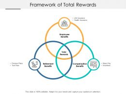 Framework Of Total Rewards