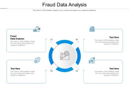 Fraud Data Analysis Ppt Powerpoint Presentation Gallery Clipart Cpb