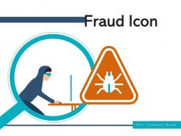 Fraud Icon Financial Suspicious Exclamation Information Protection