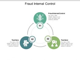 Fraud Internal Control Ppt Powerpoint Presentation Pictures Grid Cpb