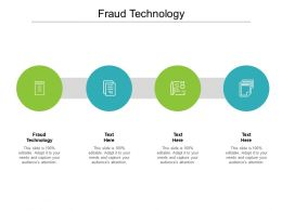 Fraud Technology Ppt Powerpoint Presentation Inspiration Maker Cpb