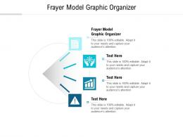 Frayer Model Graphic Organizer Ppt Powerpoint Presentation Outline Introduction Cpb