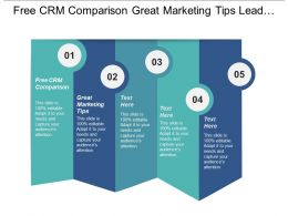 Free Crm Comparison Great Marketing Tips Lead Sale Cpb