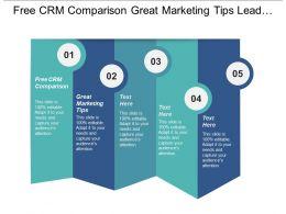 Free Crm Comparison Great Marketing Tips Lead Sale Cpb