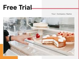 Free Trial Customers Beverage Desert Computer Security Tasting