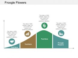 Froogle Flowers Ppt Powerpoint Presentation Pictures Slide Portrait Cpb