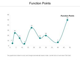 Function Points Ppt Powerpoint Presentation Outline Templates Cpb