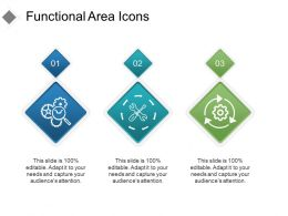 Functional Area Icons