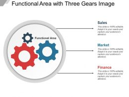 Functional Area With Three Gears Image