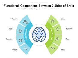 Functional Comparison Between 2 Sides Of Brain