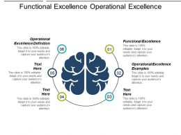 Functional Excellence Operational Excellence Definition Operational Excellence Examples Cpb