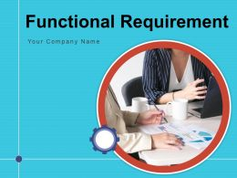 Functional Requirement Business Analysis Sources Priority Gear Complexity