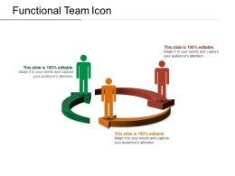 Functional Team Icon