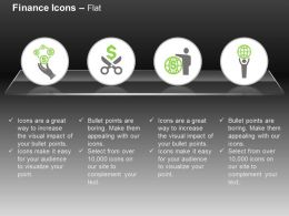 Fund Management Cost Cutting Global Financial Management Ppt Icons Graphics