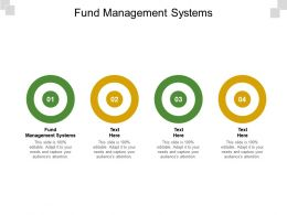Fund Management Systems Ppt Powerpoint Presentation Show Slide Cpb