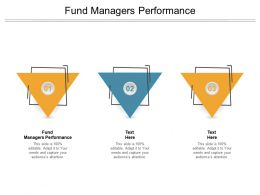Fund Managers Performance Ppt Powerpoint Presentation Styles Information Cpb
