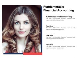 Fundamentals Financial Accounting Ppt Powerpoint Presentation File Slides Cpb