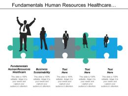 Fundamentals Human Resources Healthcare Business Sustainability Cpb