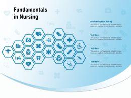 Fundamentals In Nursing Ppt Powerpoint Presentation Inspiration Design Templates