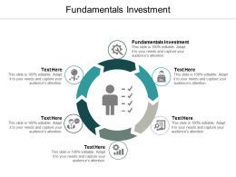 Fundamentals Investment Ppt Powerpoint Presentation Inspiration Guide Cpb