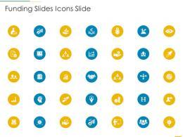 Funding Slides Icons Slide Funding Slides