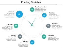 Funding Societies Ppt Powerpoint Presentation Gallery Graphics Template Cpb