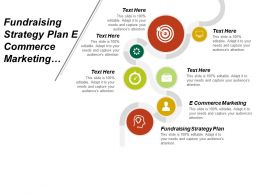 Fundraising Strategy Plan E Commerce Marketing Conference Marketing