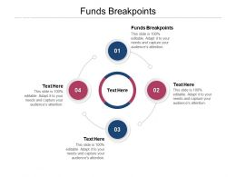 Funds Breakpoints Ppt Powerpoint Presentation Pictures Inspiration Cpb