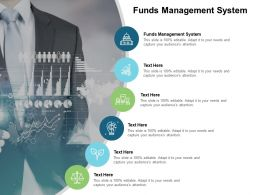 Funds Management System Ppt Powerpoint Presentation Icon Visuals Cpb