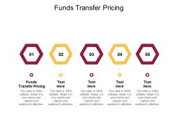 Funds Transfer Pricing Ppt Powerpoint Presentation Gallery Graphics Cpb