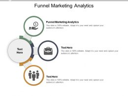 Funnel Marketing Analytics Ppt Powerpoint Presentation Gallery Information Cpb