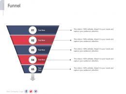 Funnel New Service Initiation Plan Ppt Slides