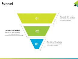 Funnel Powerpoint Presentation Examples