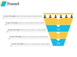 Funnel Powerpoint Presentation Templates