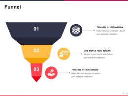 Funnel Powerpoint Slide Presentation Examples