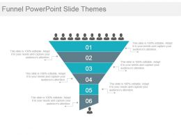 Funnel Powerpoint Slide Themes