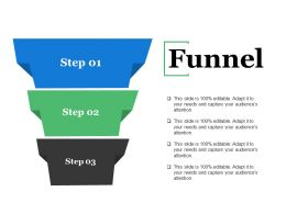 Funnel Ppt Backgrounds