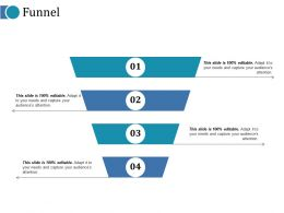 Funnel Ppt Show Background Image